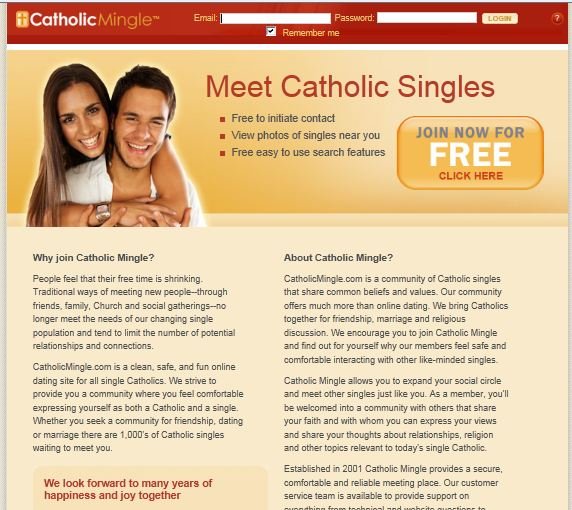 forreston catholic singles Houston catholic singles network 184 likes the mission of houston catholic network is to inspire, motivate and encourage young catholic singles in.