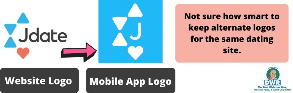 J date logos