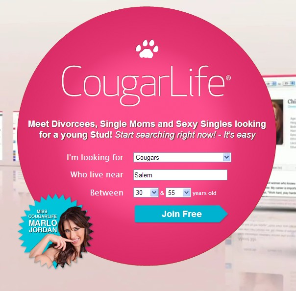 How does cougarlife.com compare to other older women dating sites?