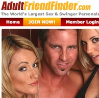 adult friend finder is so widely known most people under 30 simply all it AFF