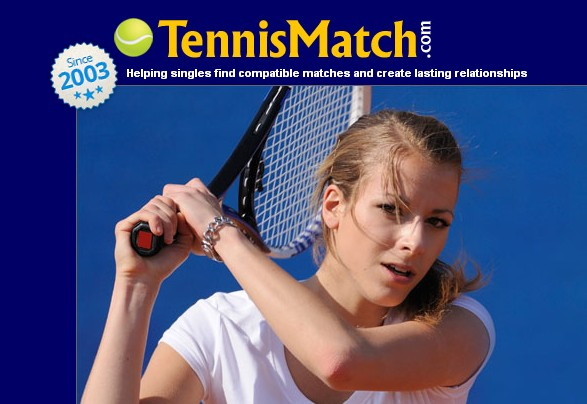Learn more about the Tennis dating site here.
