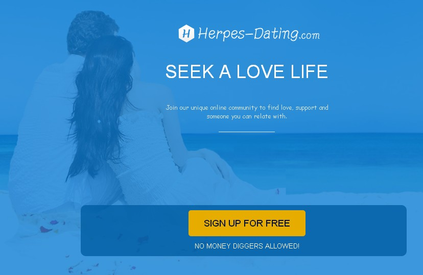 herpes-dating.com. Pass or fail as far as a legit dating site for singles with herpes? Find out here.