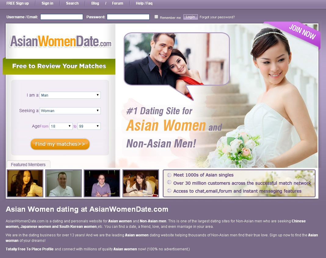 Is AsianWomenDate.com a scam?