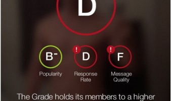 'The Grade' Dating App Assigns Daters Grades!