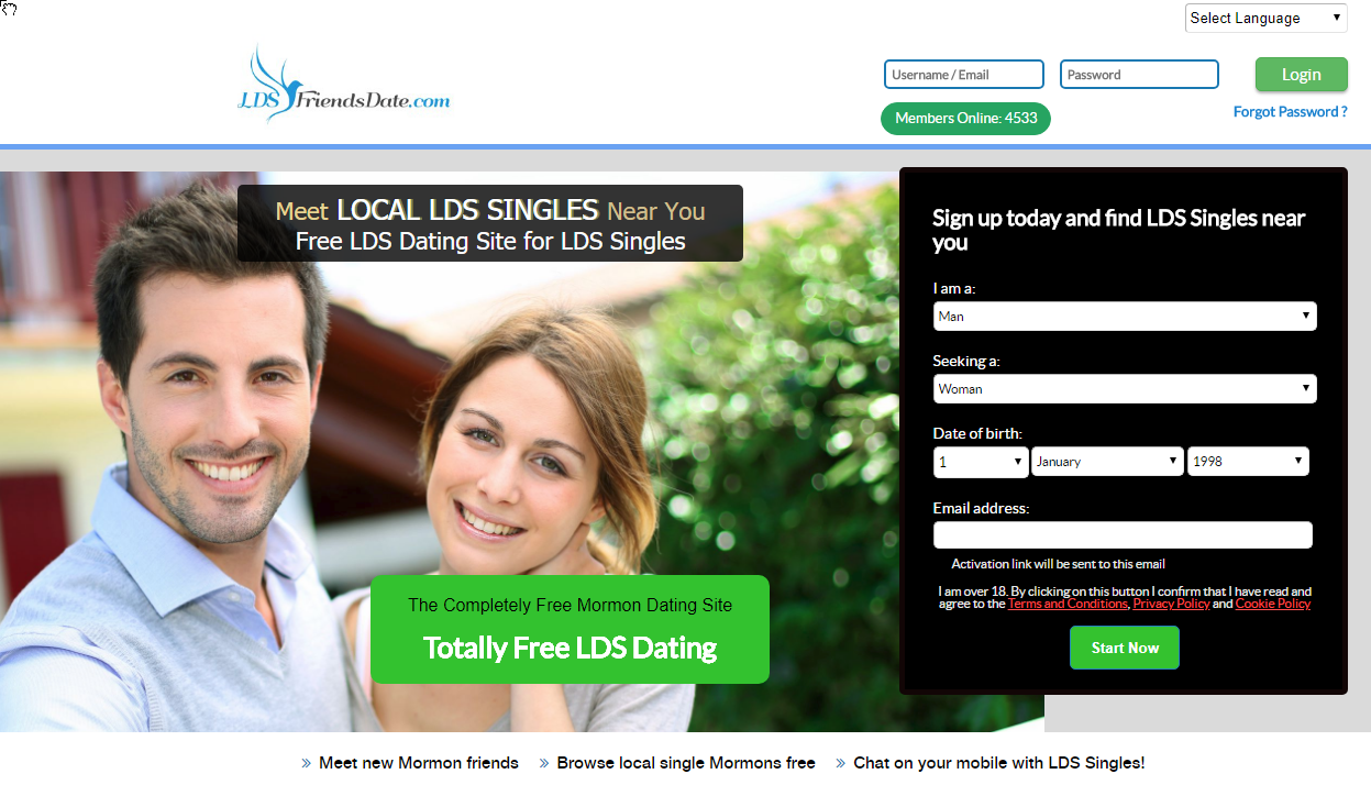 List of best dating sites