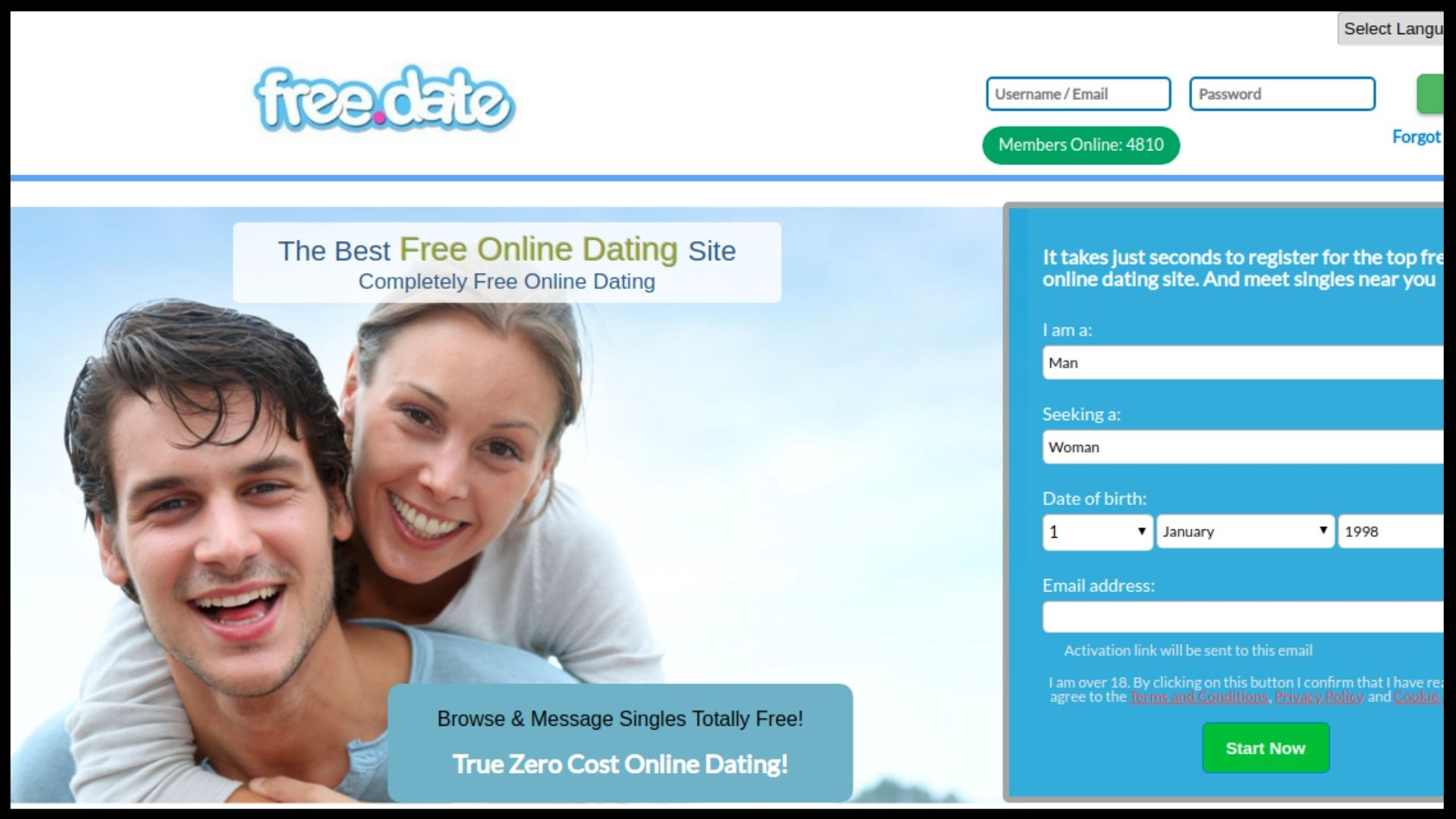 Free.Date Reviews