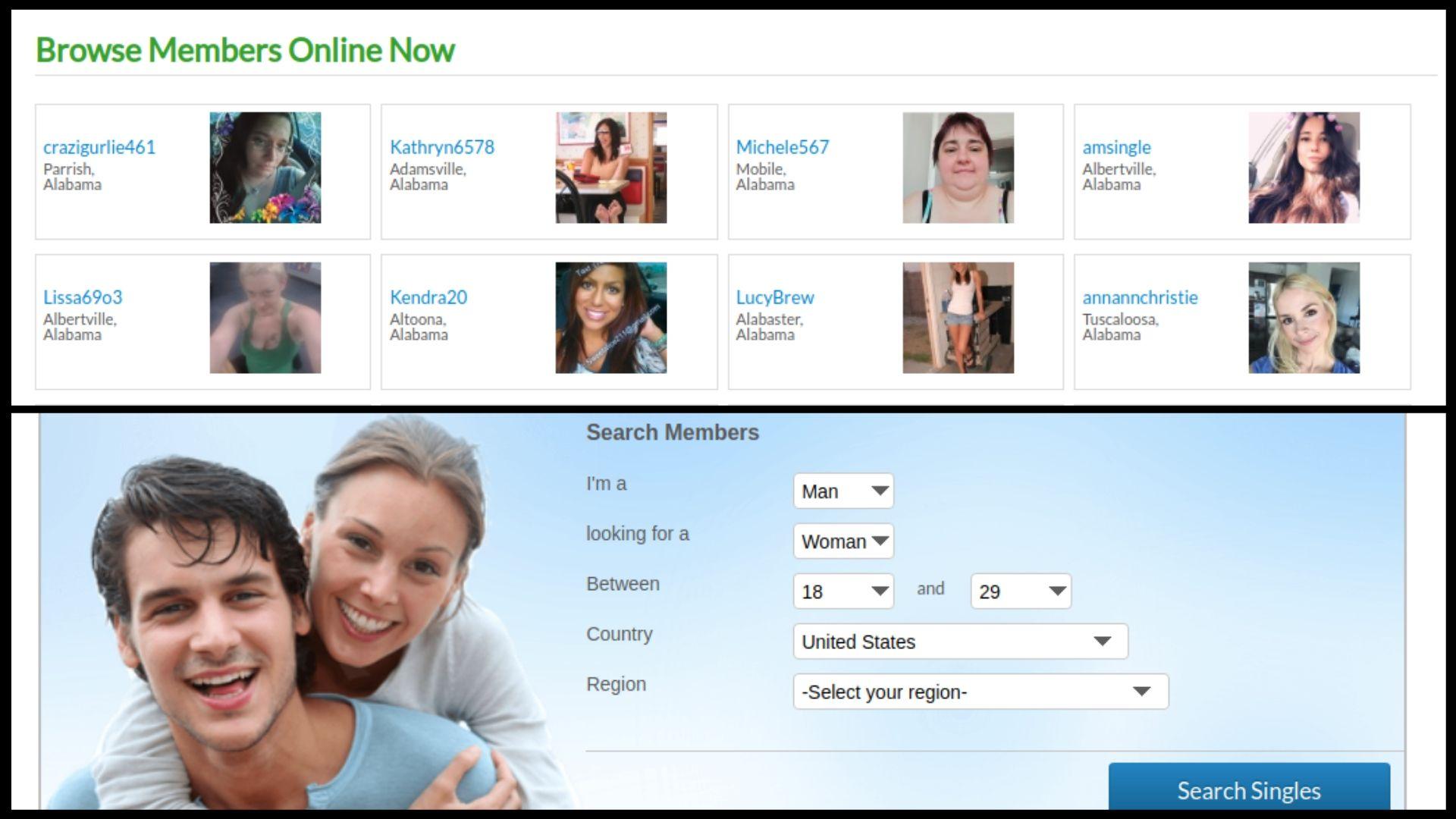 Free.Date Members Online