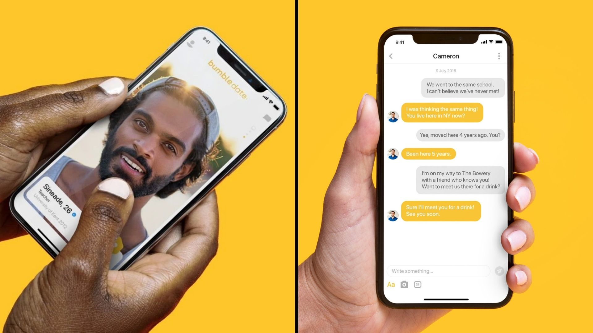 Bumble Date - Bumble App Review