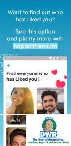 Happn dating site