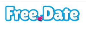 free date logo