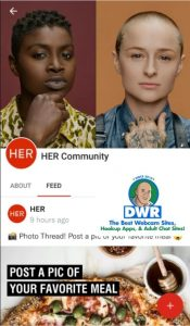 lesbian dating apps