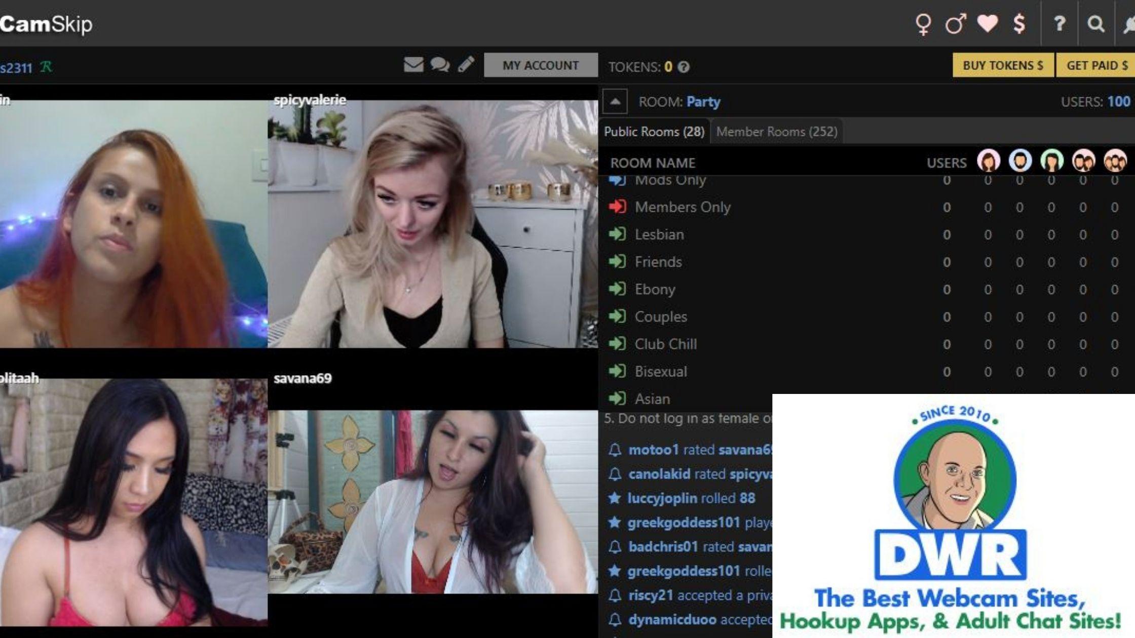 free live sex cam