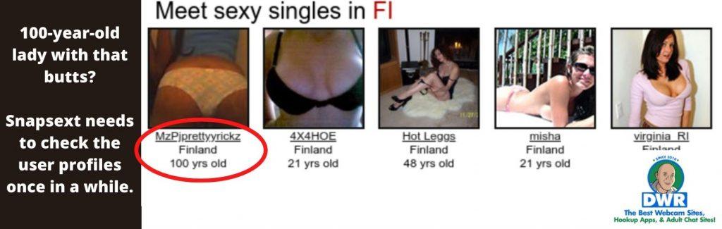 snap sext girls