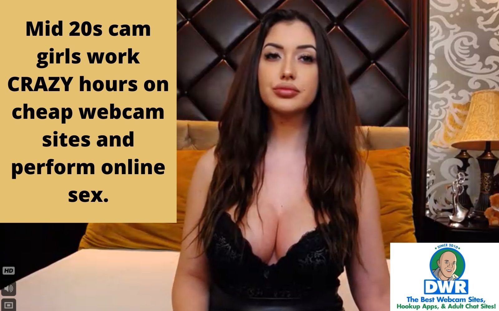 Low-cost porn cams